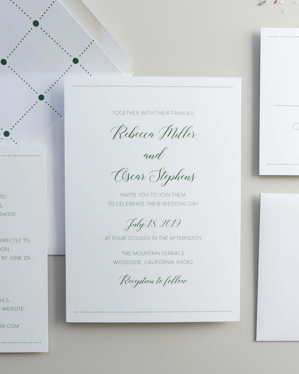 Simple Green Wedding Invitation by Just Jurf-01342.jpg