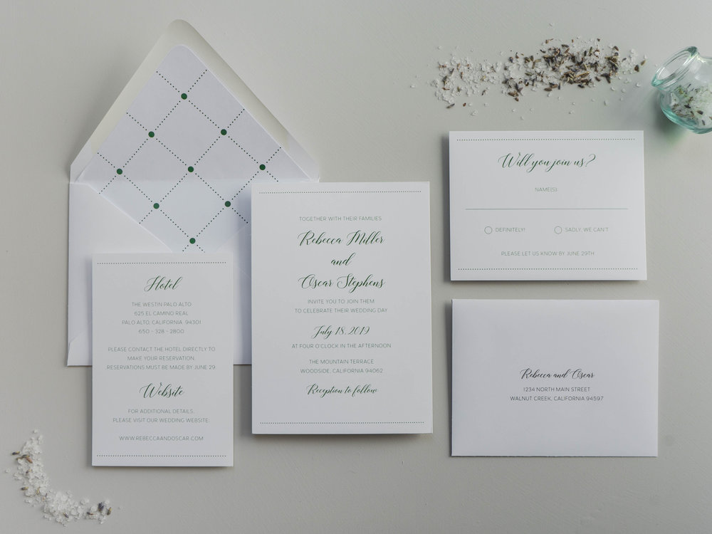 Simple Green Wedding Invitation by Just Jurf-01341.jpg
