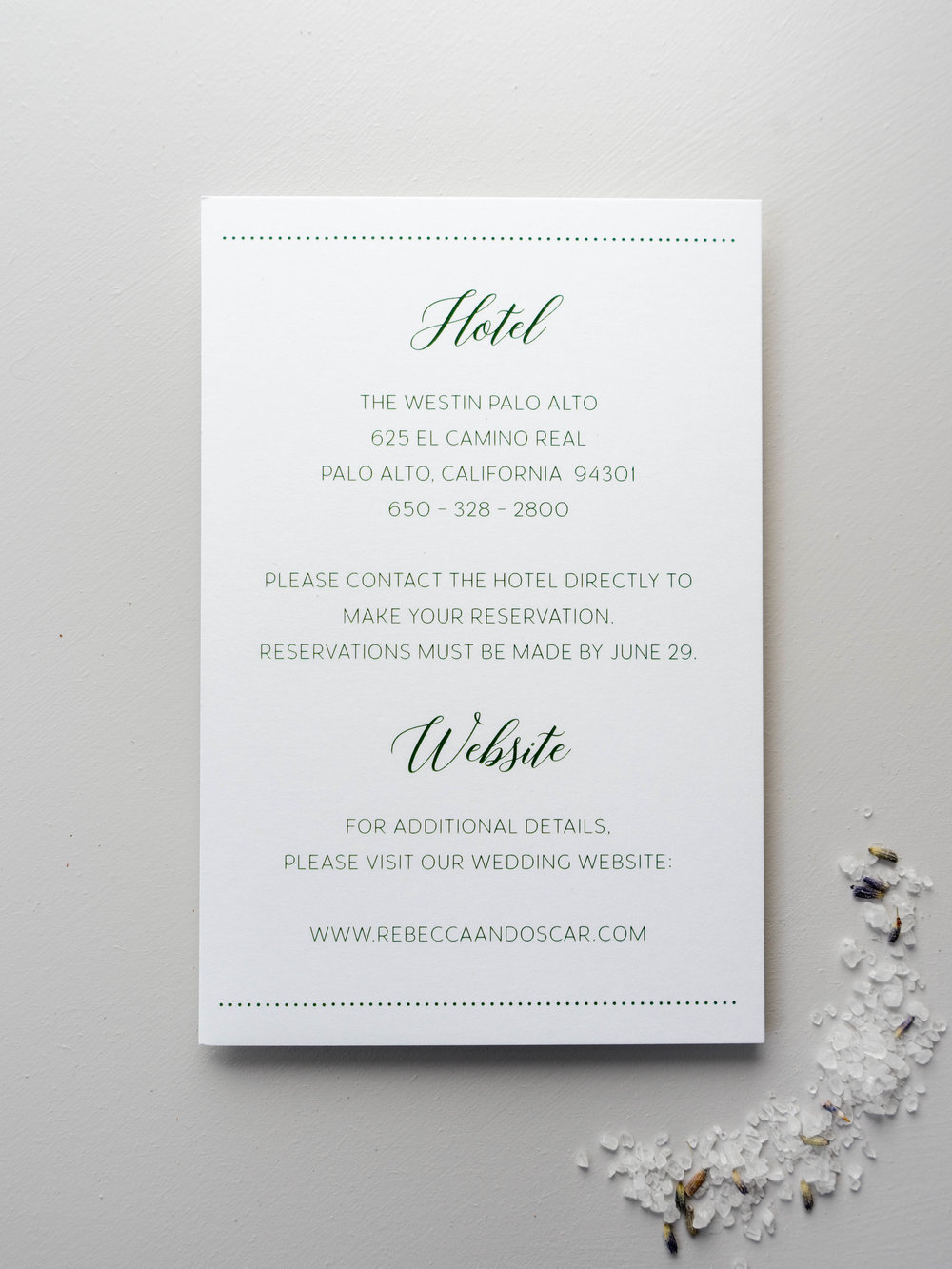 Simple Green Wedding Invitation by Just Jurf-01374.jpg