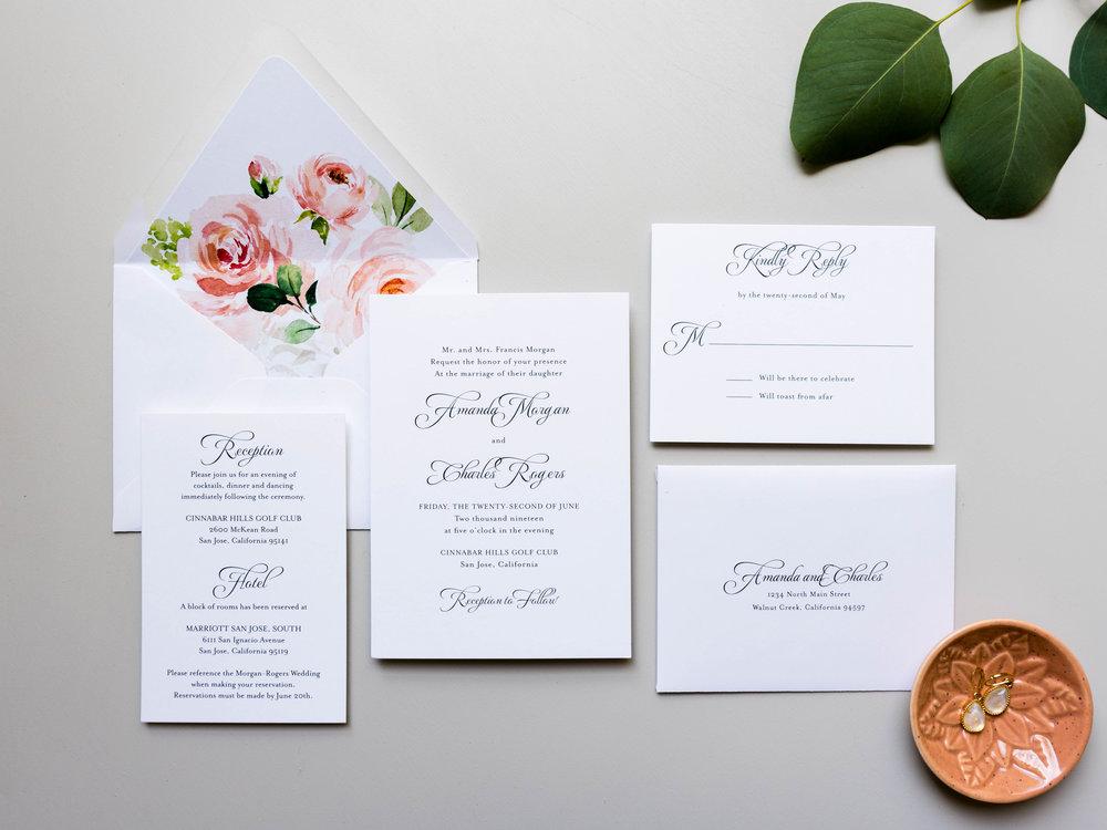 *Pink Watercolor Floral Wedding Invitation by Just Jurf-1.jpg