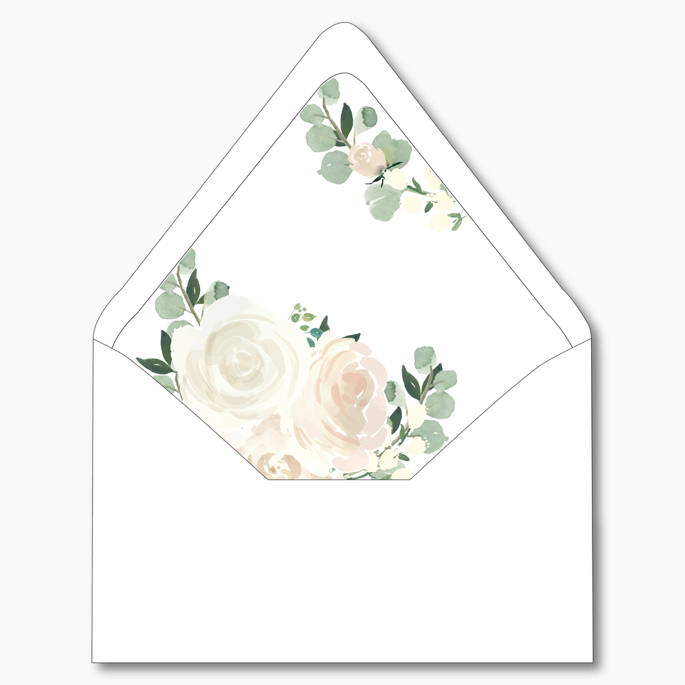 NC9 - Subtle Soft Neutral Floral