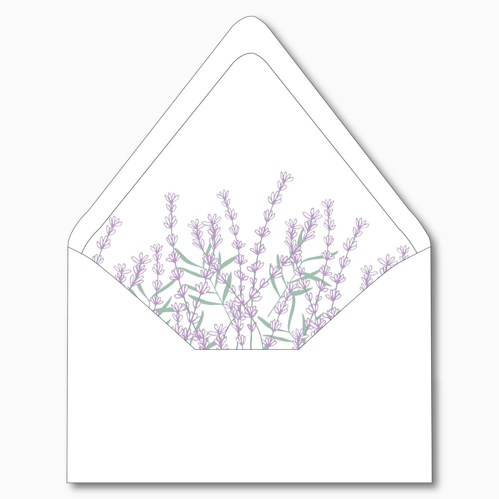 NC15 Lavender Floral