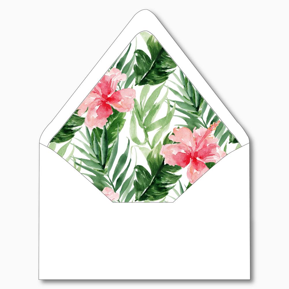 NC20 Tropical Floral