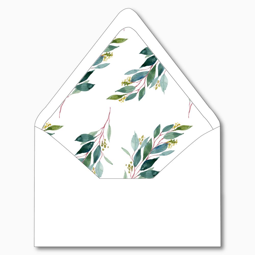 NC24 - Botanical Greenery
