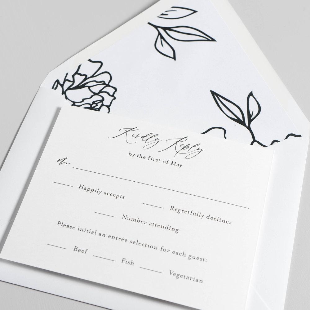 *Minimalist Leaf Wedding Invitations by Just Jurf-16.jpg