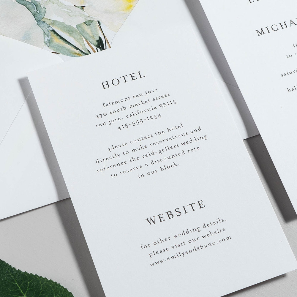 Botanical Minimalist V2 Wedding Invitations by Just Jurf-3.jpg