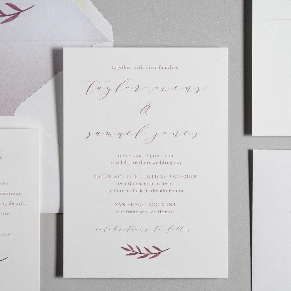 Modern Mauve Wedding Invitations by Just Jurf-2.jpg