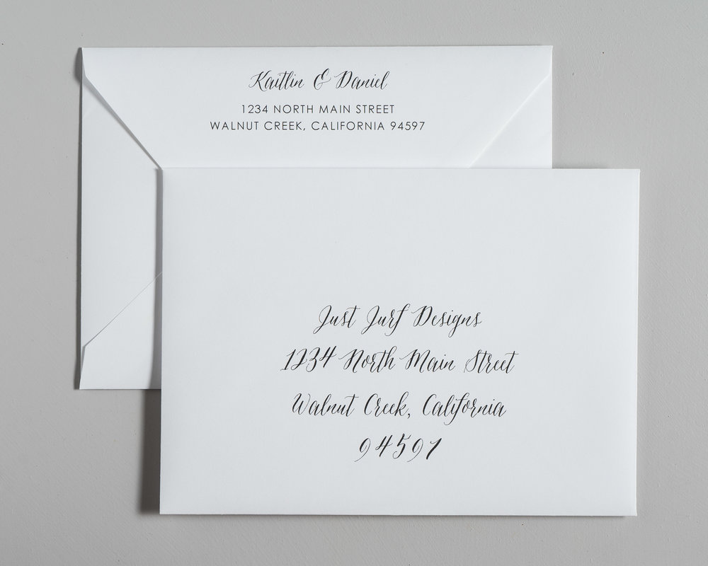 Modern Peach Watercolor Floral Wedding Invitations by Just Jurf-7.jpg