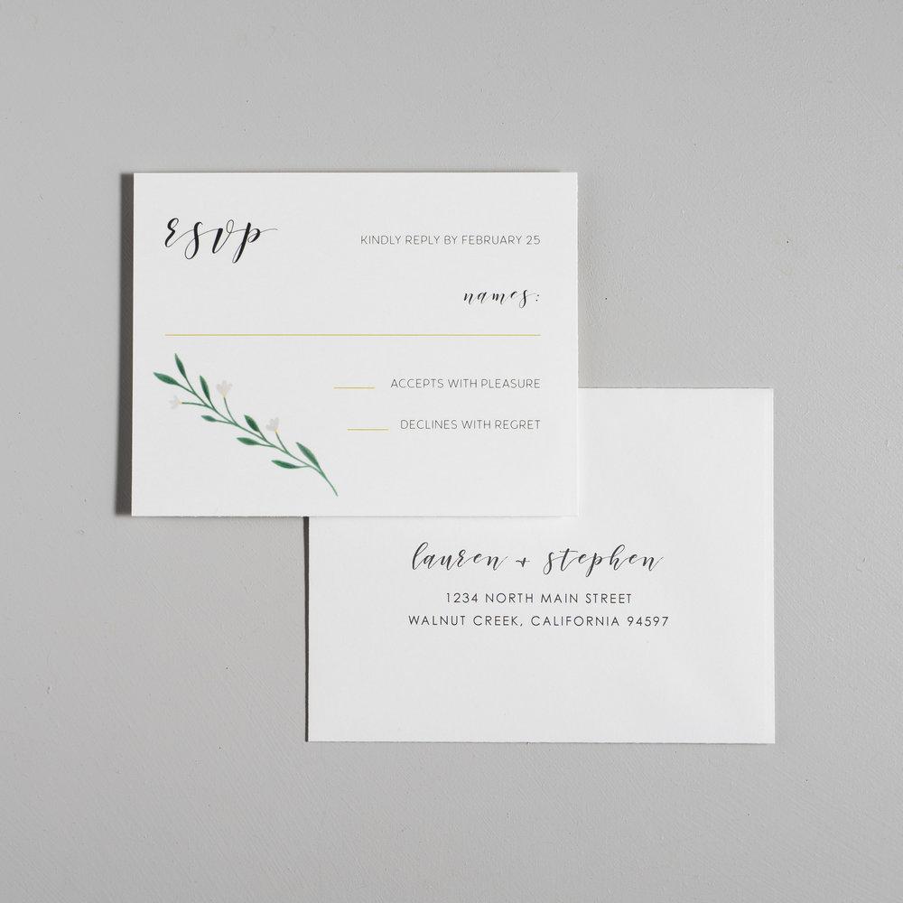 Simple Geometric Floral Wedding Invitations by Just Jurf-6.jpg