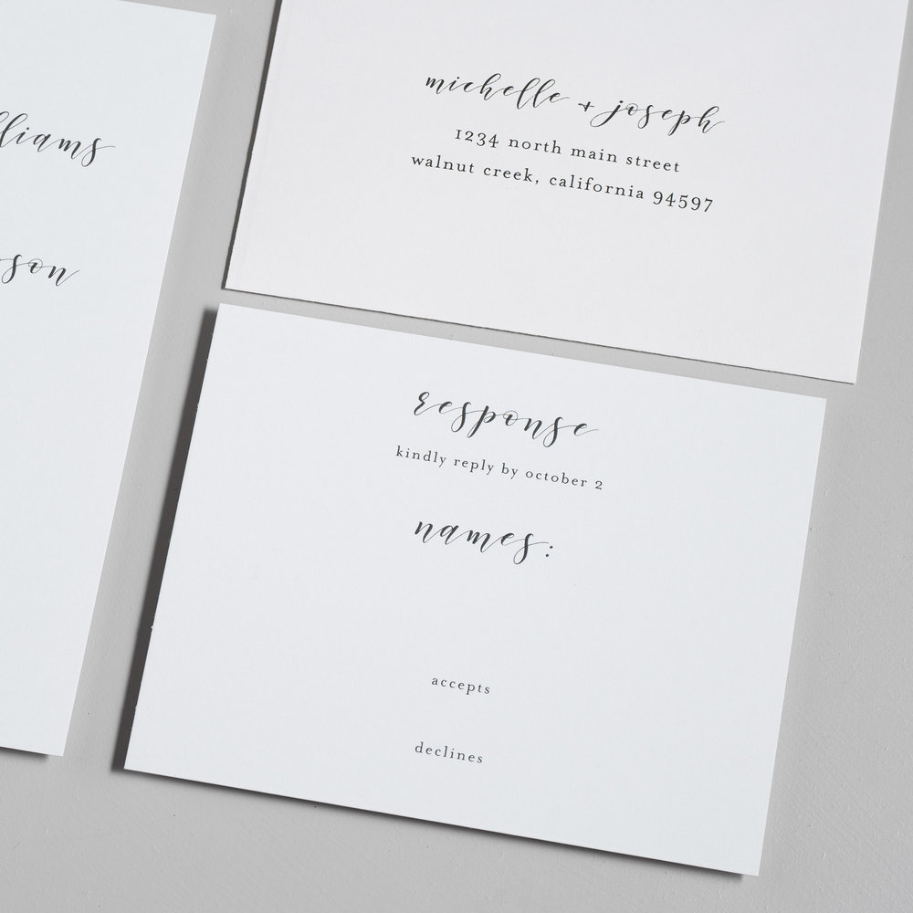 Minimalist Floral Wedding Invitations by Just Jurf-4a.jpg