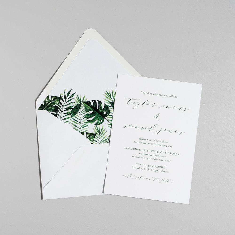 Modern Tropical Wedding Invitations by Just Jurf-5.jpg