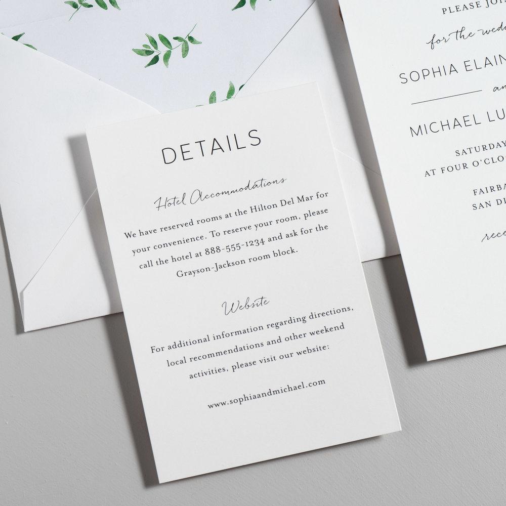 Greenery Minimalist Wedding Invitations by Just Jurf-3.jpg