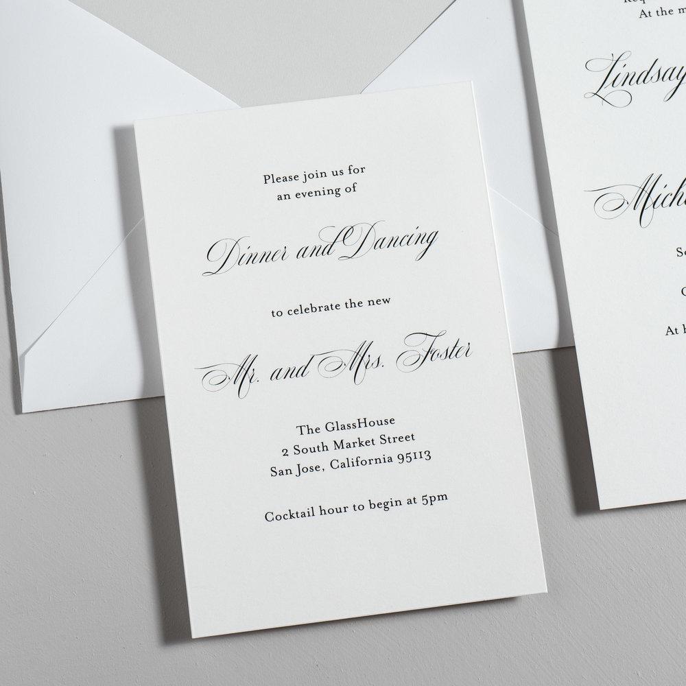 Elegant Script Wedding Invitations by Just Jurf-3.jpg