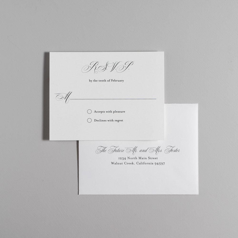 Elegant Script Wedding Invitations by Just Jurf-6.jpg