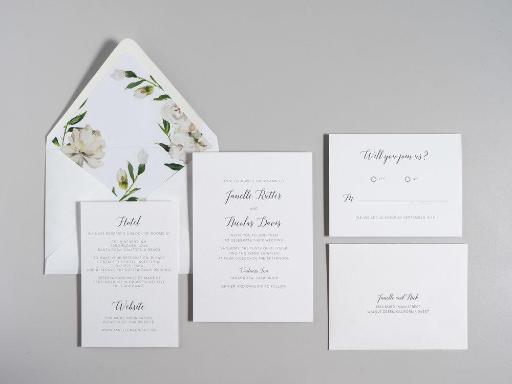Simple Script V2 Wedding Invitations by Just Jurf-1.jpg