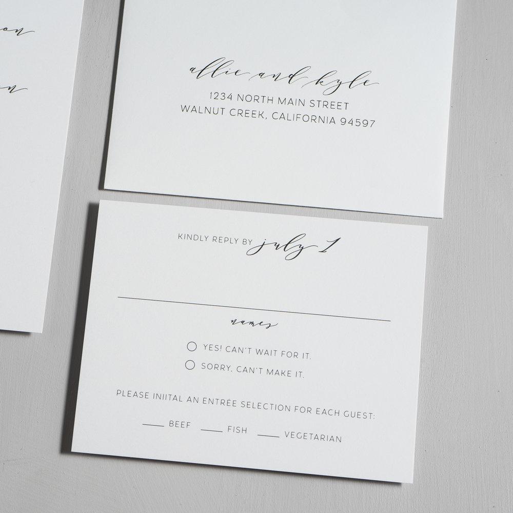 Modern Greenery V2 Wedding Invitations by Just Jurf-4.jpg