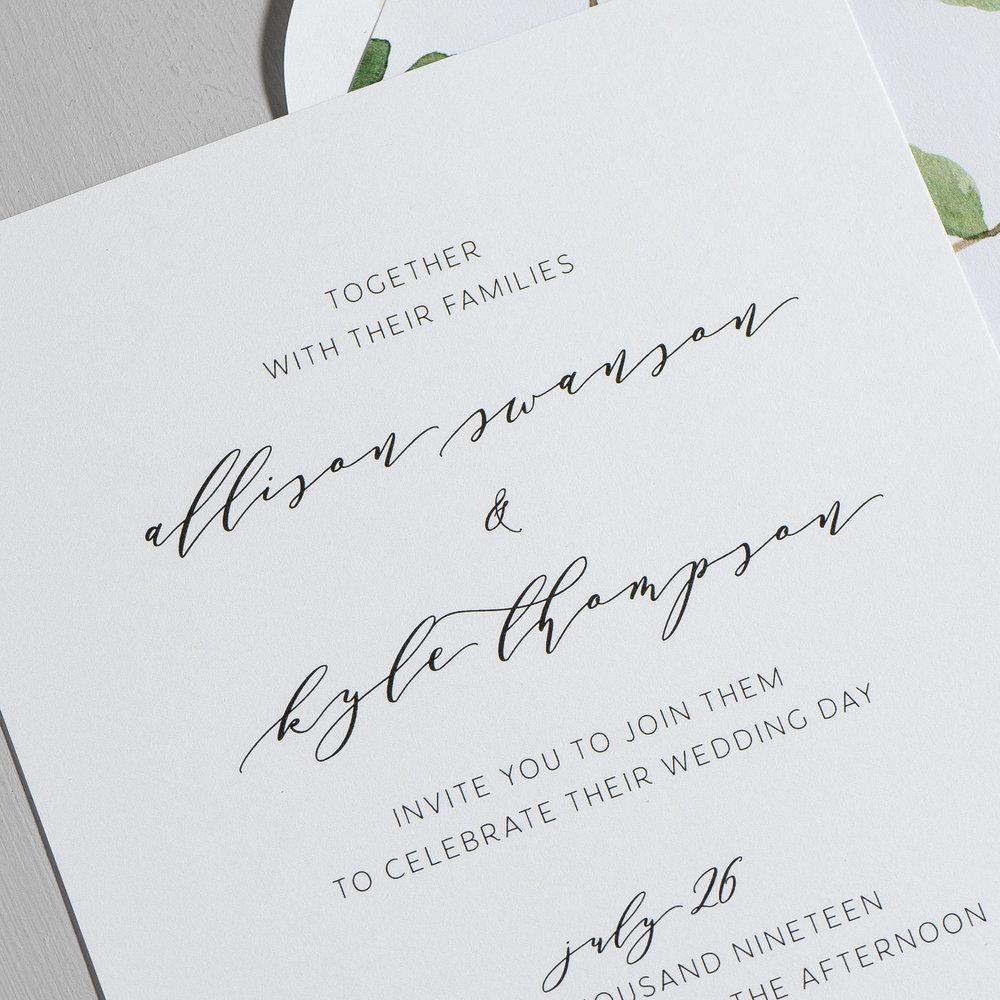 Modern Greenery V2 Wedding Invitations by Just Jurf-8b.jpg