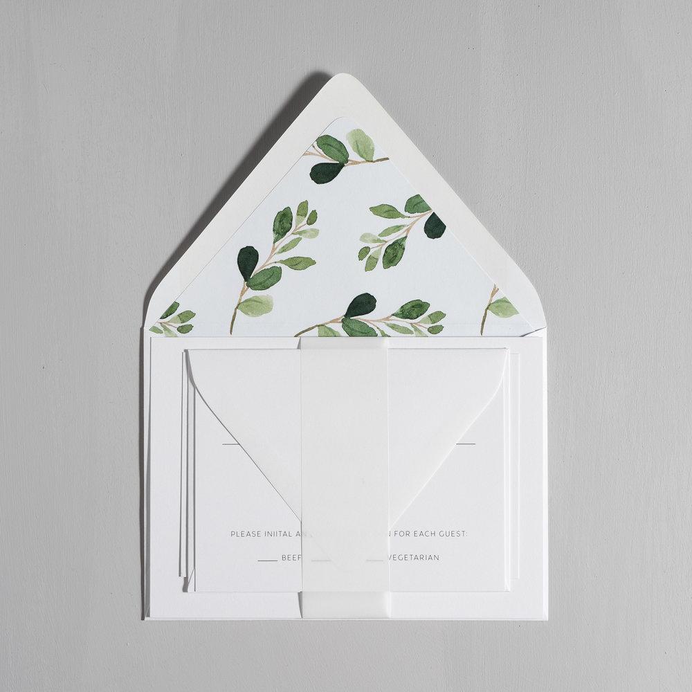 Modern Greenery V2 Wedding Invitations by Just Jurf-10.jpg