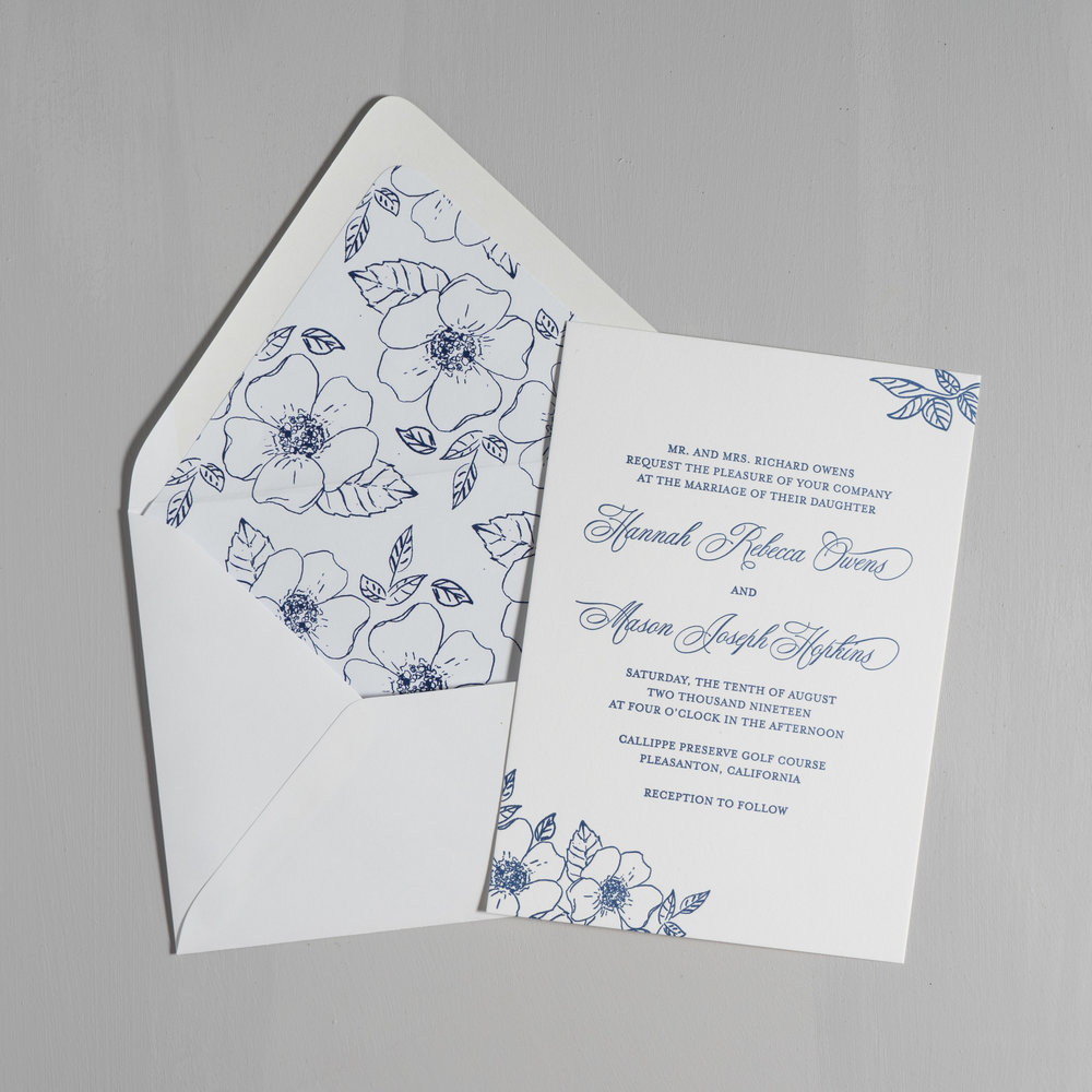 Elegant Anemone Letterpress Wedding Invitations by Just Jurf-5.jpg