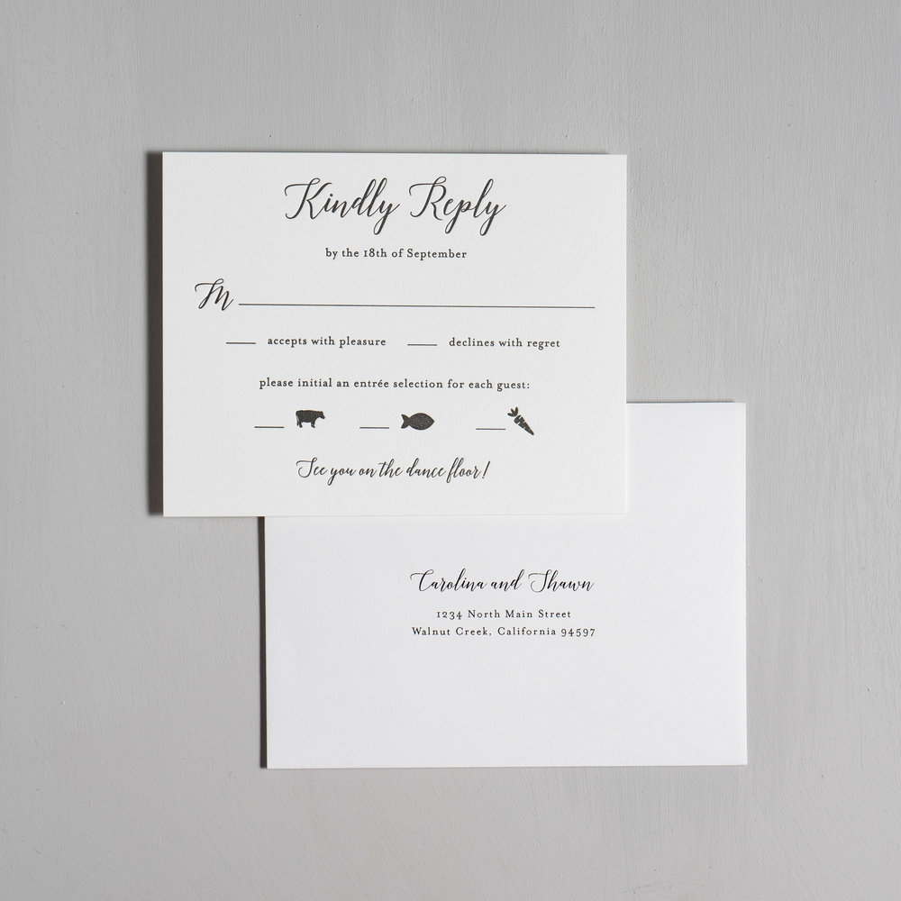 Elegant Calligraphy Letterpress Wedding Invitations by Just Jurf-6.jpg