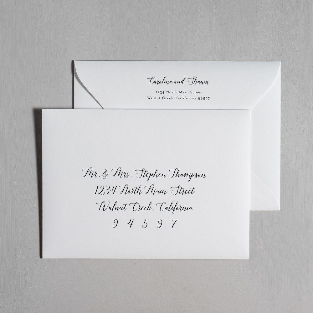 Elegant Calligraphy Letterpress Wedding Invitations by Just Jurf-7.jpg
