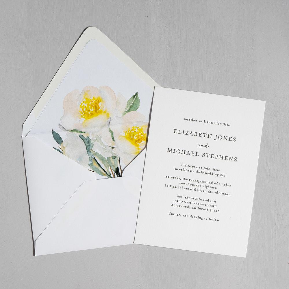 Botanical Minimalist V2 Letterpress Wedding Invitations by Just Jurf-2.jpg