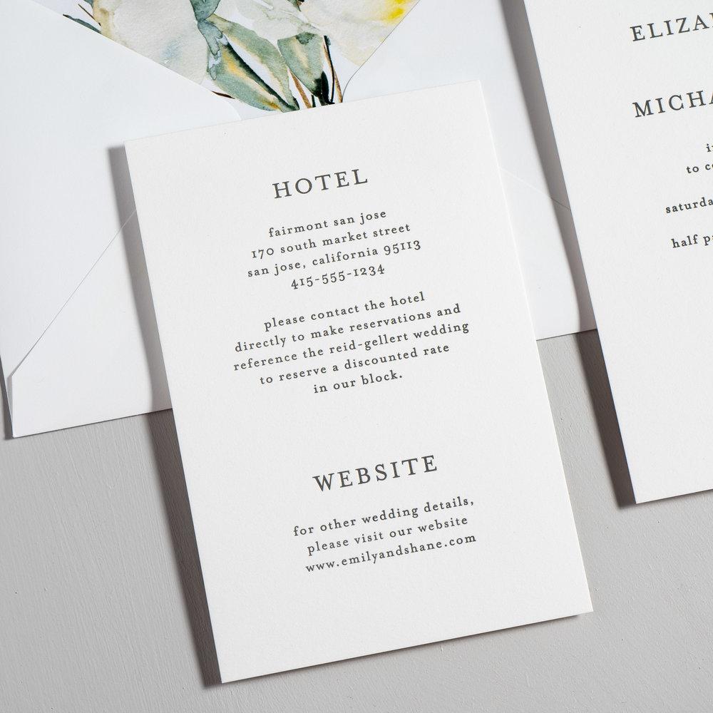Botanical Minimalist V2 Letterpress Wedding Invitations by Just Jurf-3.jpg