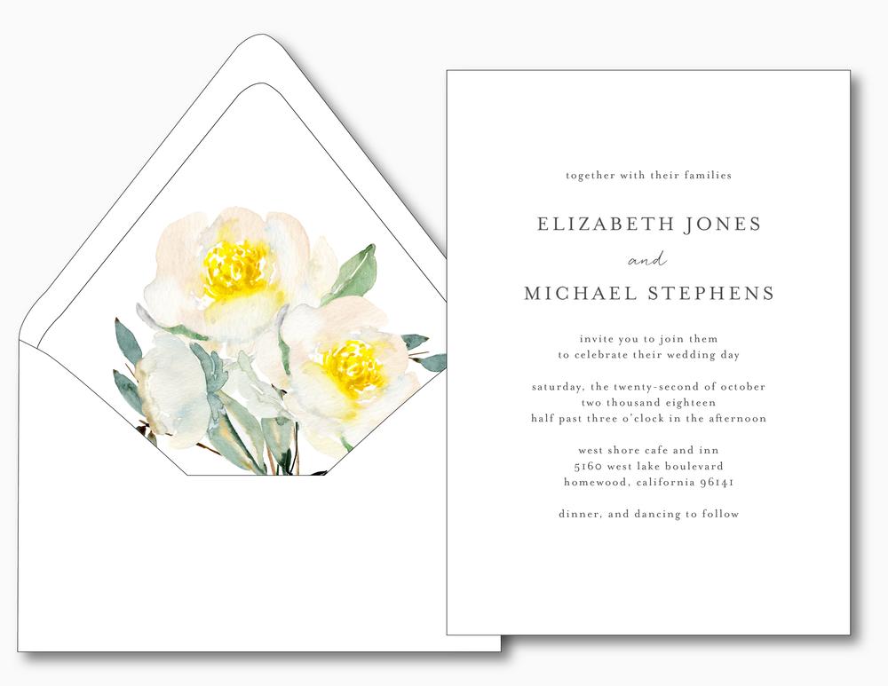 Simple Elegant Floral