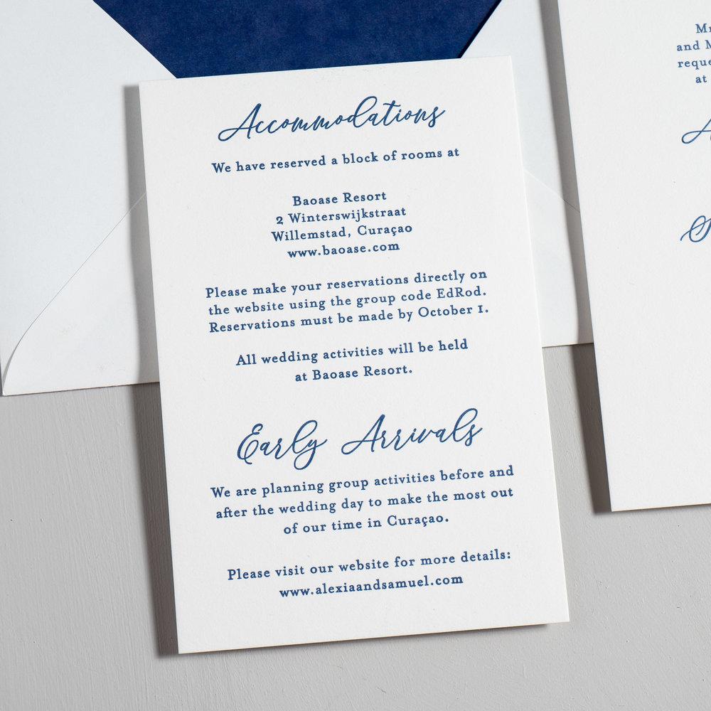 Elegant Palm Tree Letterpress Wedding Invitations by Just Jurf-3.jpg