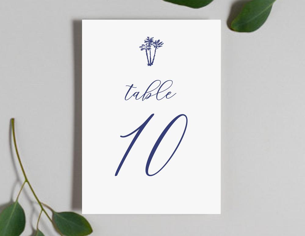Elegant Palm Tree Table Numbers by Just Jurf-01.png