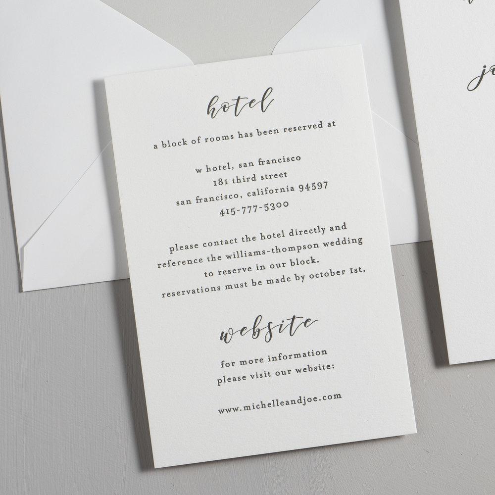 Delicate Minimalist Letterpress Wedding Invitations by Just Jurf-3.jpg