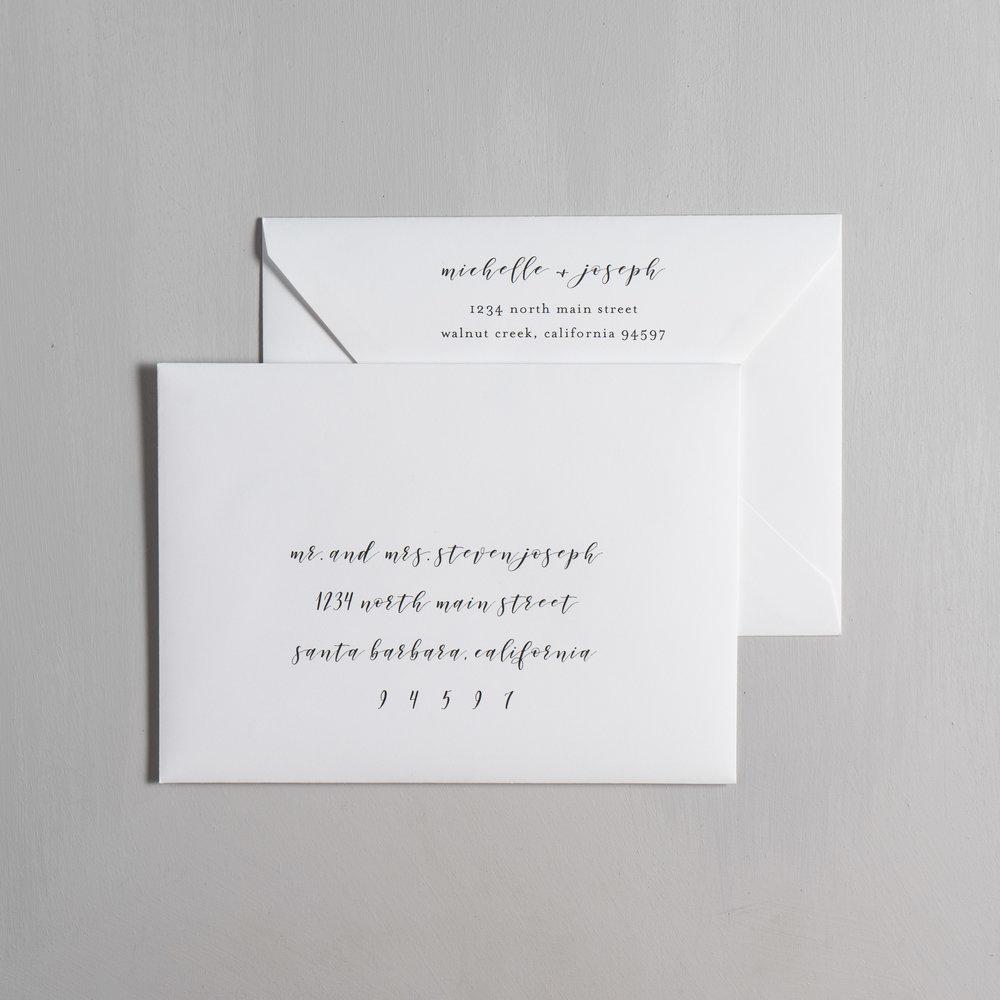 Delicate Minimalist Letterpress Wedding Invitations by Just Jurf-7.jpg
