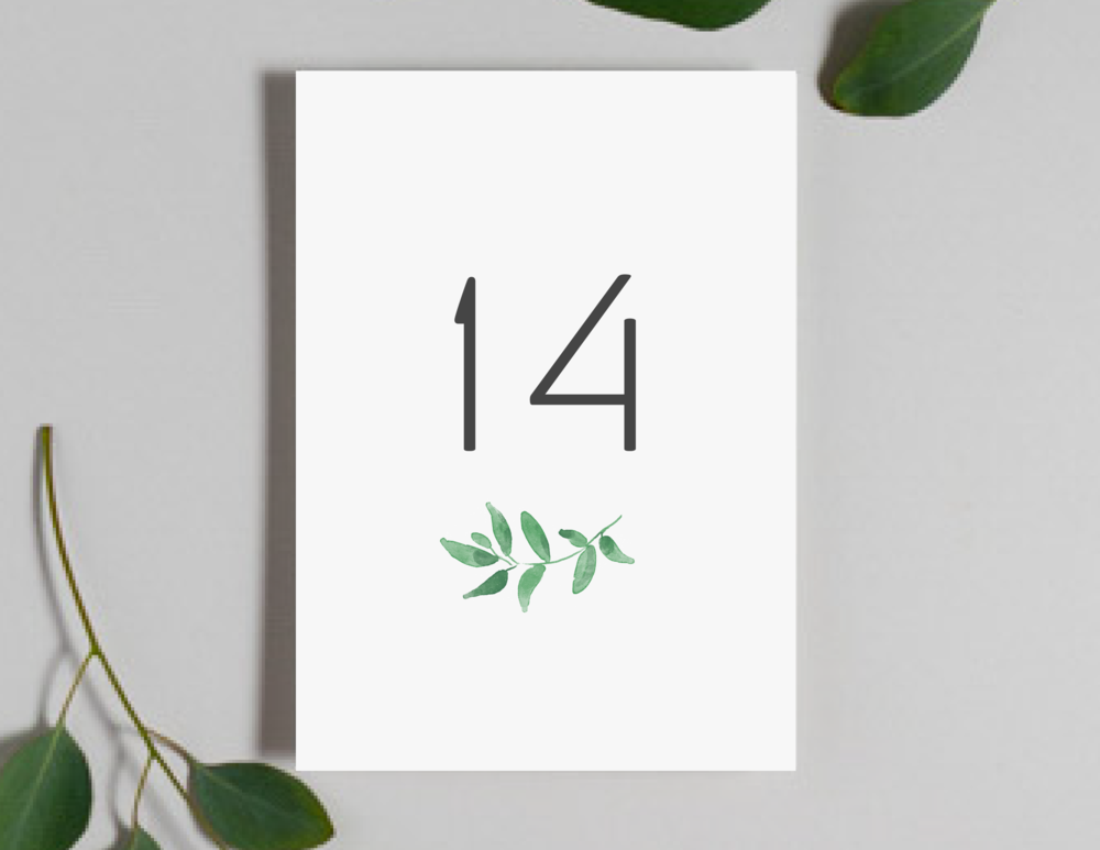 Greenery Minimalist Table Numbers by Just Jurf-01.png