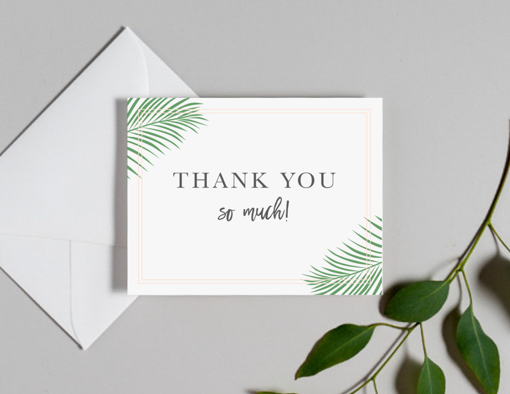 Soft Tropical Palm Leaf Thank You Cards by Just Jurf-01.png