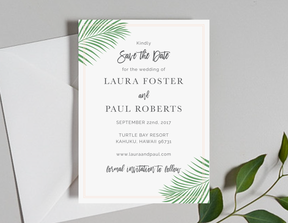 Soft Tropical Palm Leave Save the Dates by Just Jurf-01.png