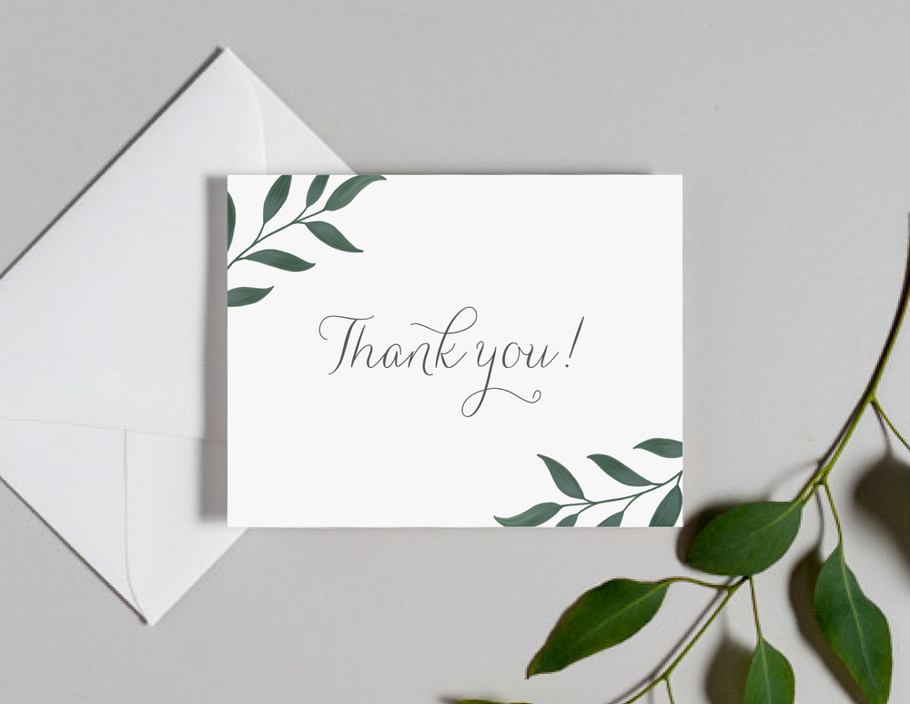 Botanical Leaf Thank You Cards by Just Jurf-01.png