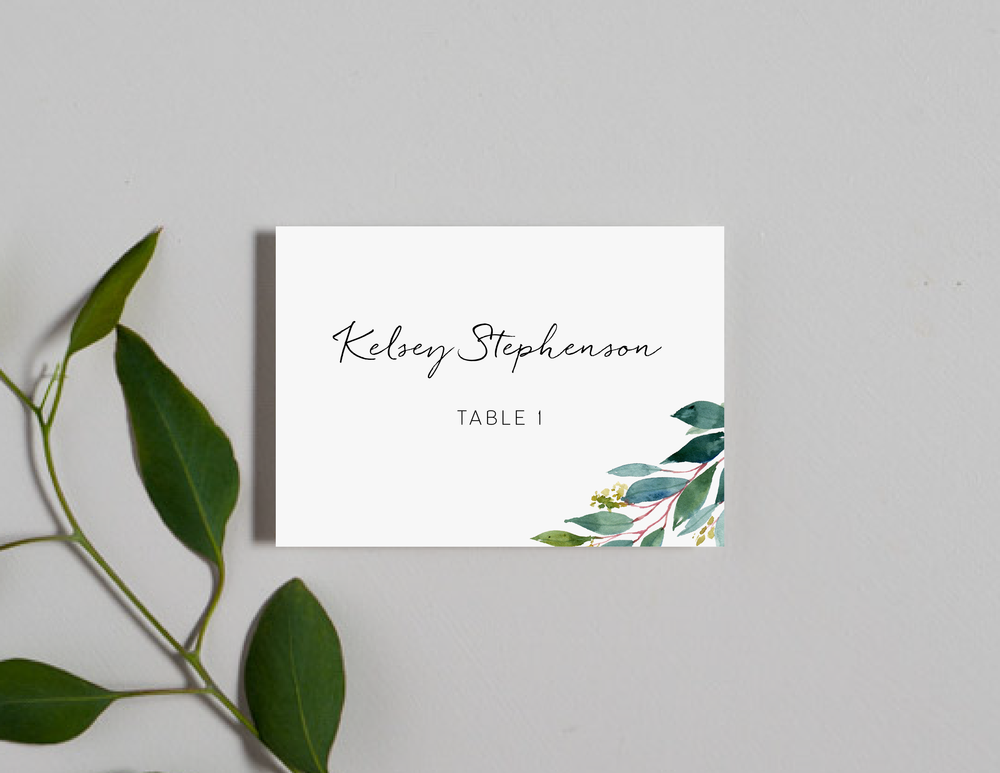 Botanical Greenery Place Cards by Just Jurf-01.png