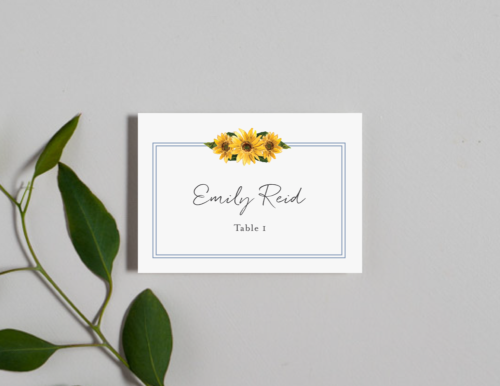 Sunflower Place Cards by Just Jurf-01.png