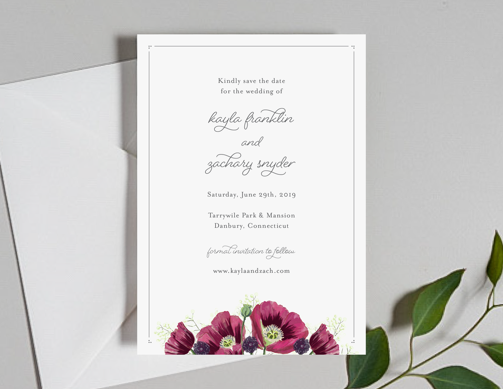 Burgundy Poppy Save the Dates by Just Jurf-01.png
