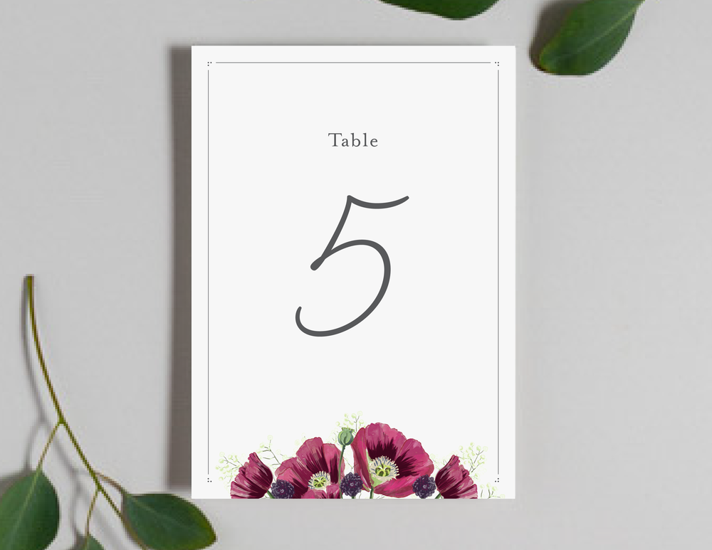 Burgundy Poppy Table Numbers by Just Jurf-01.png