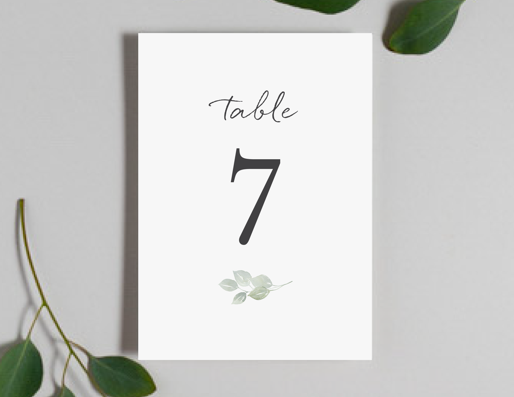 Eucalyptus Minimalist V2 Table Numbers by Just Jurf-01.png