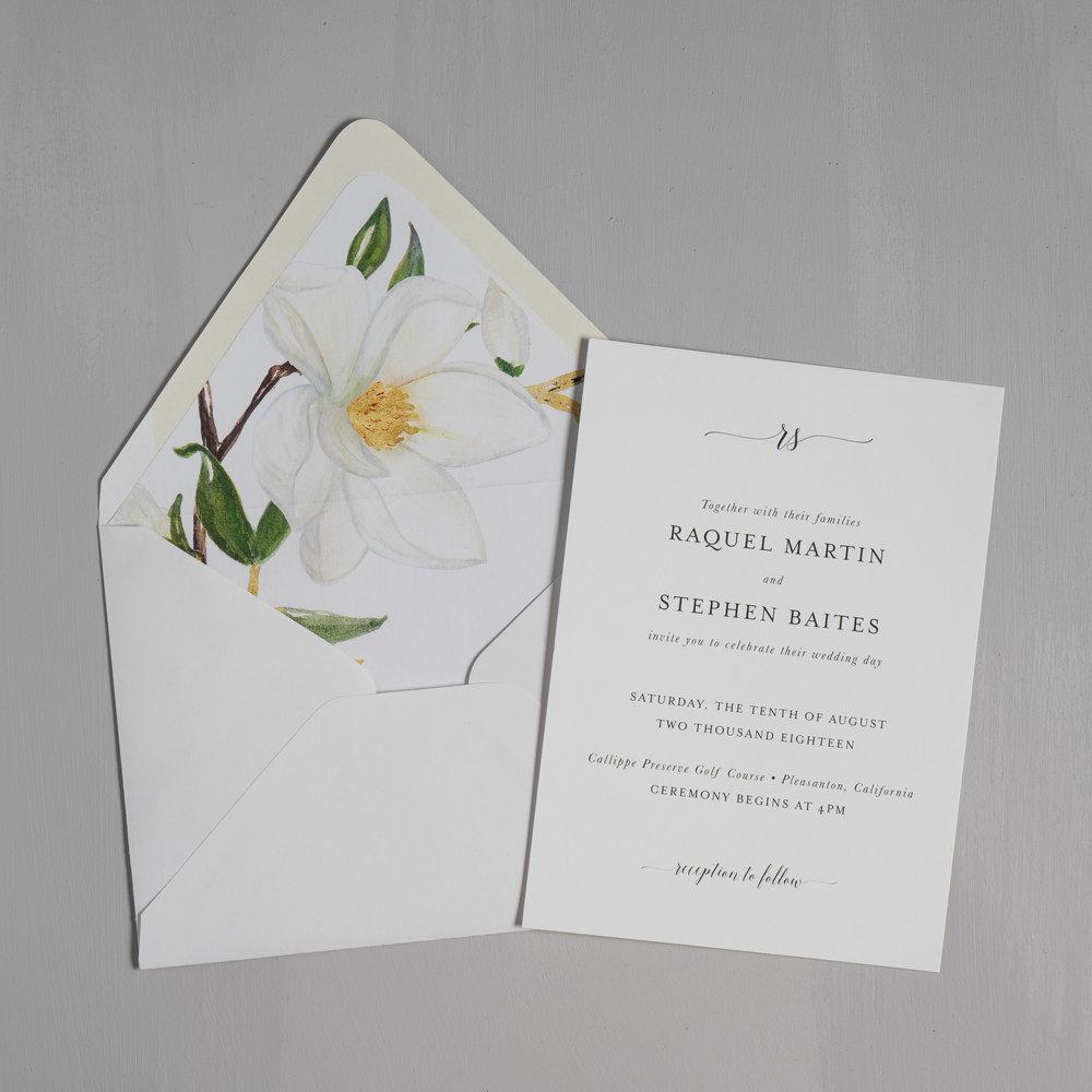 Magnolia Romance Wedding Invitations by Just Jurf-5.jpg