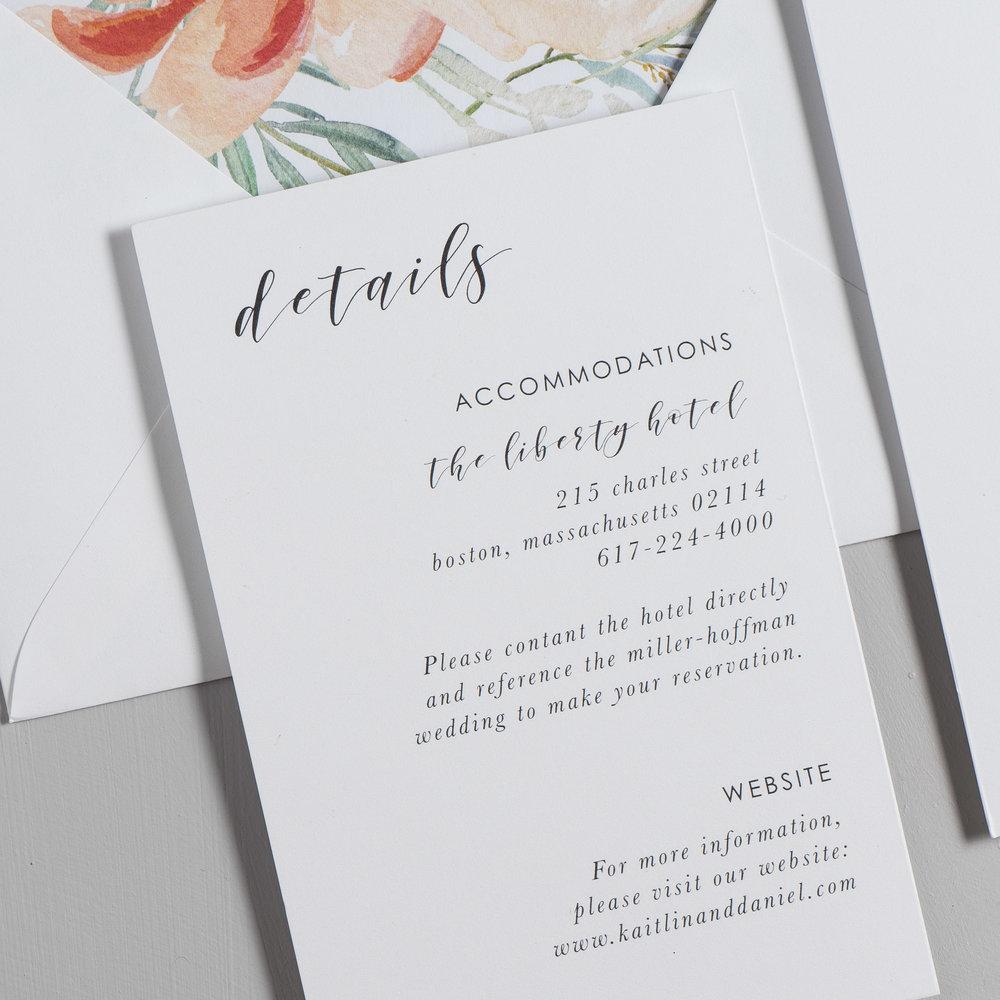 Simple Modern Script V2 Wedding Invitations by Just Jurf-3.jpg