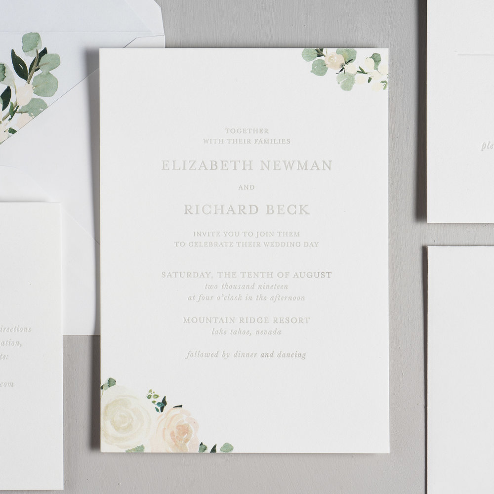 Elegant Blush Floral Letterpress Wedding Invitations by Just Jurf-2.jpg