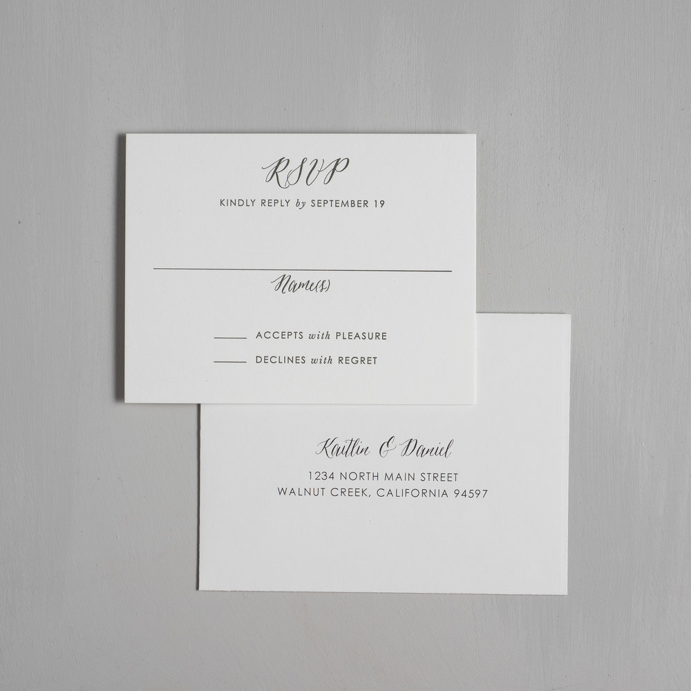 Modern Peach Watercolor Floral Letterpress Wedding Invitations by Just Jurf-6.jpg