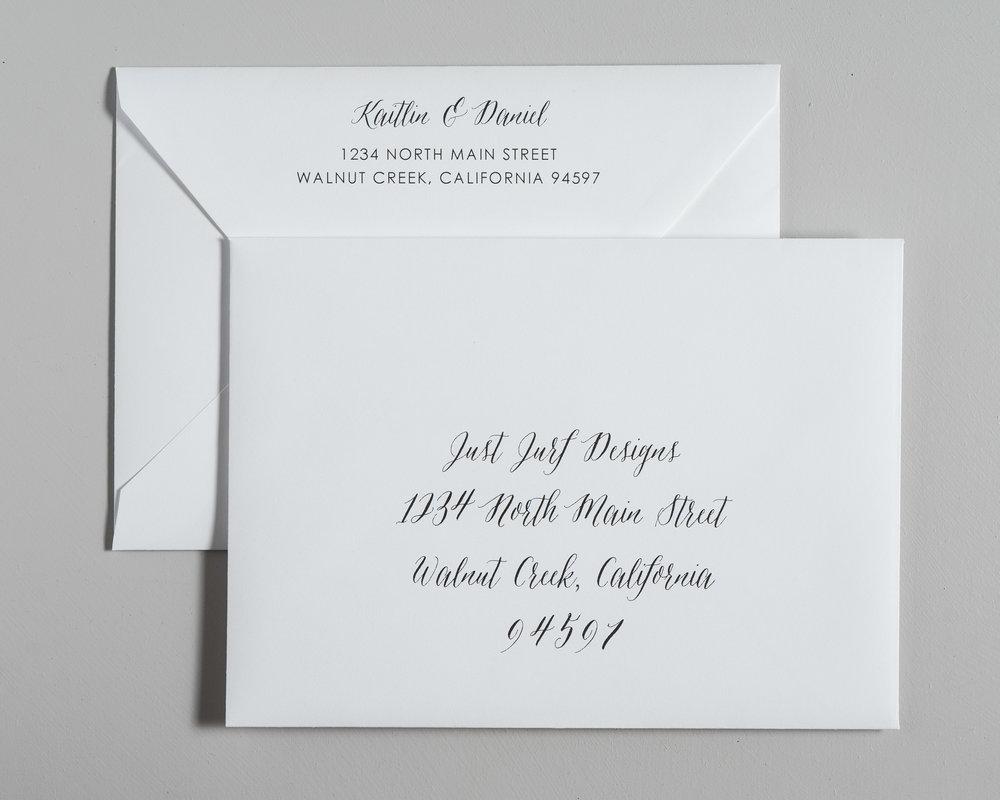 Modern Peach Watercolor Floral Letterpress Wedding Invitations by Just Jurf-7a.jpg
