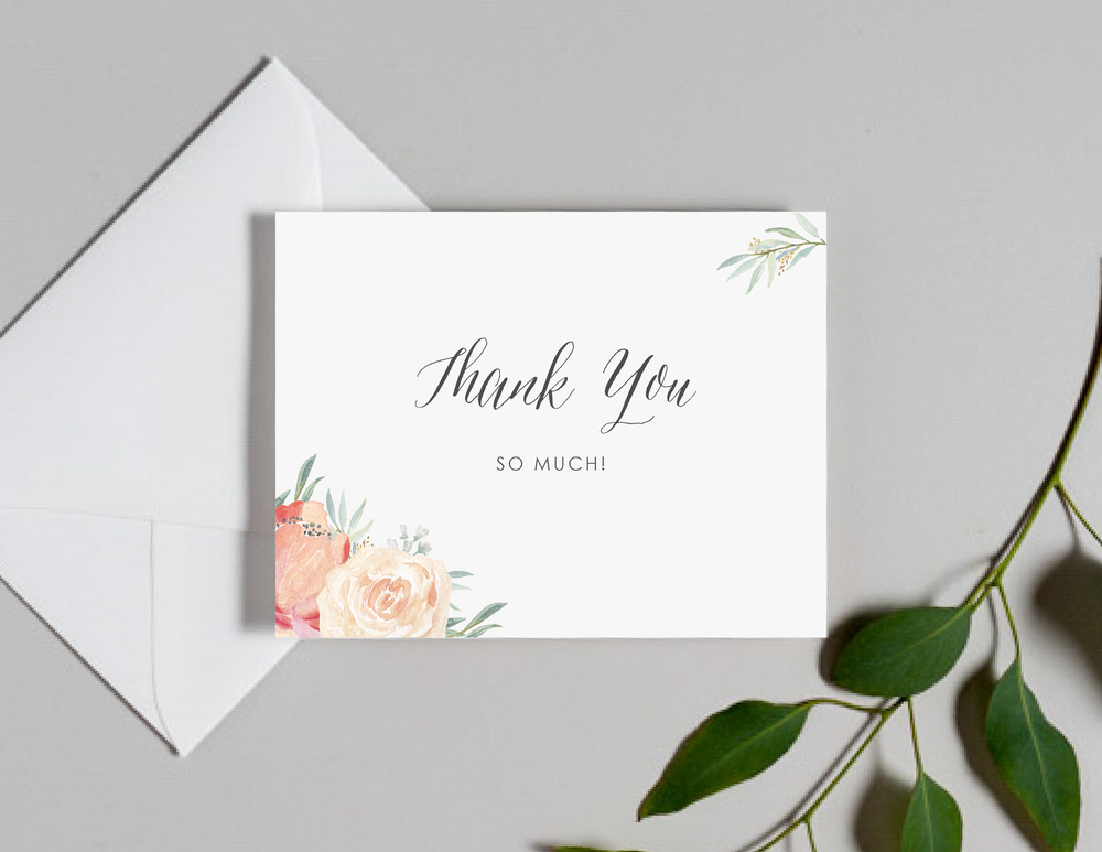 Modern Peach Watercolor Floral Thank You Cards by Just Jurf-01.png