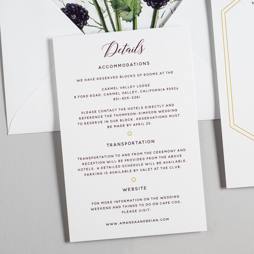 Elegant Burgundy Floral Wedding Invitations by Just Jurf-3.jpg