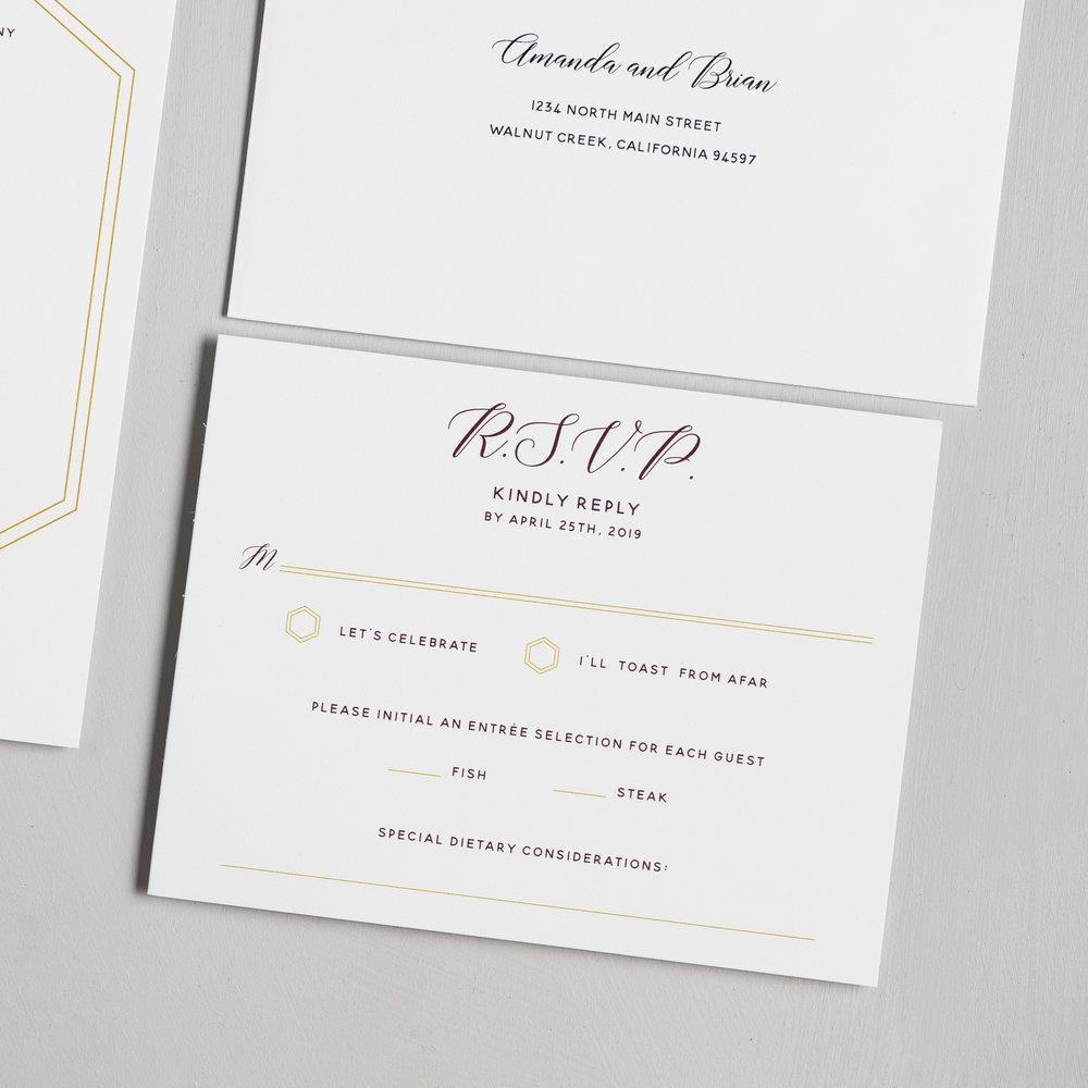 Elegant Burgundy Floral Wedding Invitations by Just Jurf-4.jpg