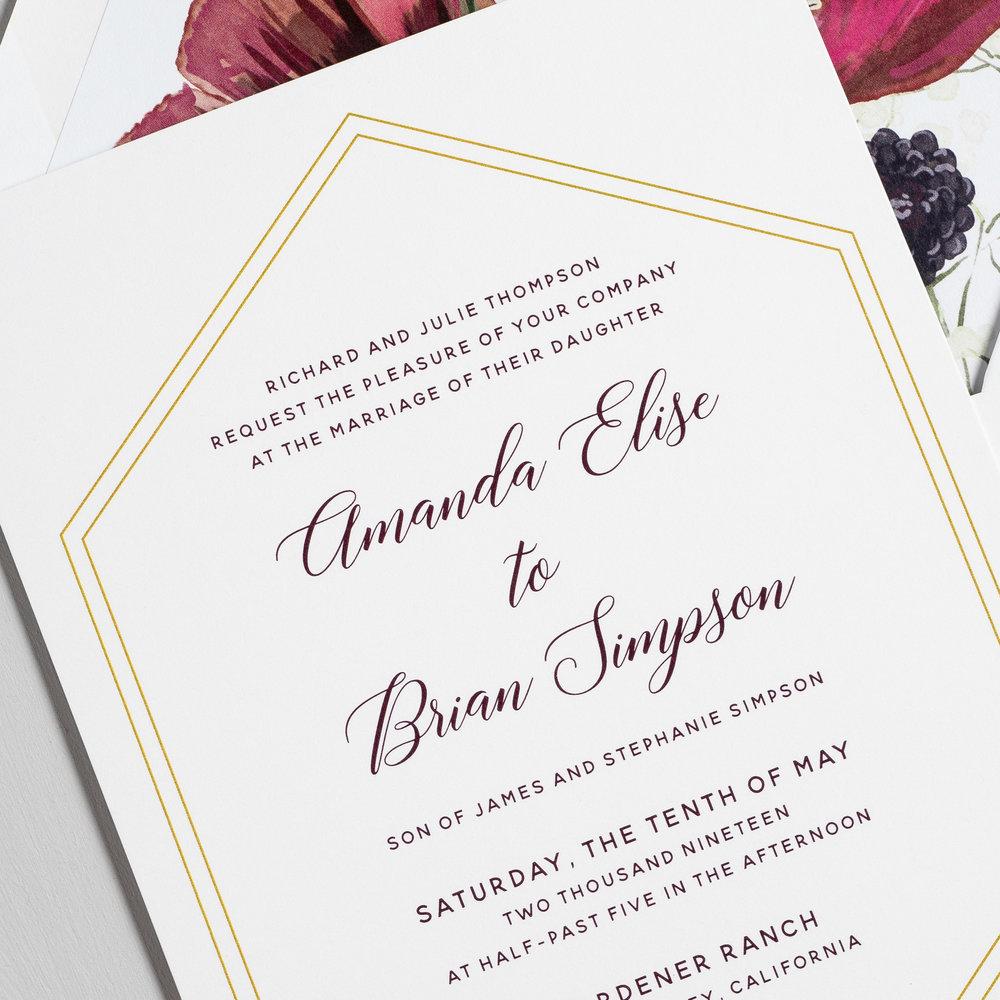 Elegant Burgundy Floral Wedding Invitations by Just Jurf-8.jpg